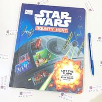 Jual Buku Anak Import/BBW Book - Lift the Flap Picture Book - Star Wars Murah