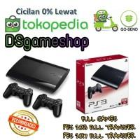 PS3 SUPERSLIM 500GB / SUPER SLIM 500GB+2 STIK WIRELESS FULL GAME CFW