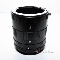 Extension Tube Macro - Canon EOS Baru | Lensa Kamera Terbaik Murah