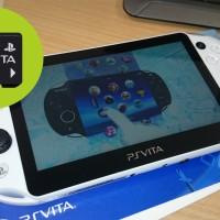 PSVita Slim CFW Henkaku Memory 32GB Fullgame PS Vita +Garansi