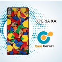 Custom Casing HP Sony Xperia XA Pattern