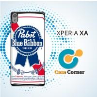 Custom Casing HP Sony Xperia XA Pabst