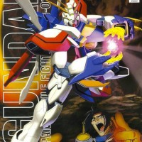 Bandai Original MG 1/100 master grade G God Gundam