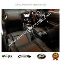 Armrest dan Konsol Box Mobil Nissan Juke