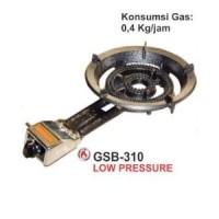 Gsb-310 Gas Stand Burner/Kompor Gas Tungku/Kompor Gas Bisa Tanam