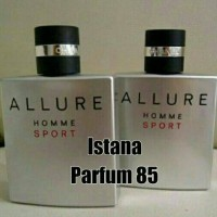Parfum ORI EROPA CHANEL ALLURE HOMME SPORT for man 100ml