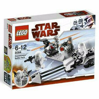 terbaru Lego Star Wars 8084 - Snowtrooper Battle Pack