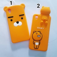 oppo neo 9 a37 a37f casing case cover bumper softcase 3d baby kakao