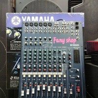 Mixer audio Yamaha MG124CX made in Indonesia new