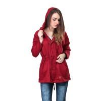 Jaket / Sweater Hoodie Wanita - SLC 350
