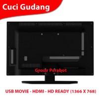 LED TV TCL 29 inch - TV LED TCL 29 inch 29E4200 - Hitam -Grs 1 Tah