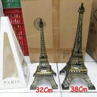 Jual PAJANGAN MINIATUR MENARA EIFEL BESAR 38cm / EIFFEL TOWER, PARIS - 6.02 Murah