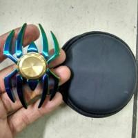 Fidget Spinner Spider-Man / Fidget Spinner / Mainan Jari