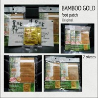 Jual KOYO KAKI BAMBOO GOLD FOOT PATCH Murah