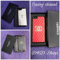 Casing Case Cxxnel Fashion iphone 6 6s 6Plus 7 7Plus Black Gold Red