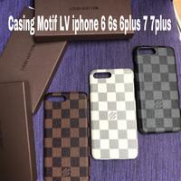 Casing Case LV iphone 6 6s 6plus 7 7 plus