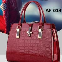 Tas wanita Asli import  tas fossil tas wanita branded tas hermes Merah