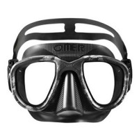 Mask Omer Alien Blackmoon - Freedive Freediving Spearfishing Diving