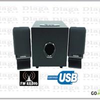 Jual SPEAKER  SIMBADDA  CST1300N USB, SDCARD, FM RADIO Murah