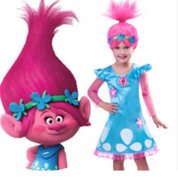 Dress Poppy Trolls - seri 02