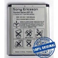 baterai sony bst 33 Original 100% z750a z750i z800 z800i