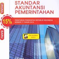 Standar Akuntansi Pemerintahan - Peraturan Pemerintah RI