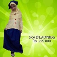 Baju Muslim Anak Dannis SRA D-Ladybug