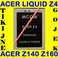 Baterai Batrai Batere Batre Acer Liquid Z4 Z160 M COM