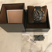 Michael Kors MK5191 Ladies Rubber Watch
