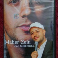 VCD ORIGINAL KARAOKE MAHER ZAIN NAS TESBEHLENA