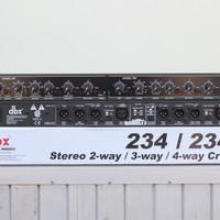 dbx crossover 234xl