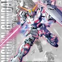 MG Unicorn Gundam Titanium Finish Red/Green Twin Frame Edition