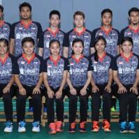 BAJU LINING TIMNAS INDONESIA SUDIRMAN CUP 2017