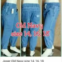 Jual Joger old navy size 14,16,18T Murah