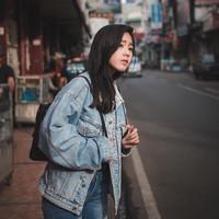 Jual Oversize Jacket Jeans / Jaket Denim Oversize / Jacket Jeans Premium Murah