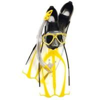Jual Paket Snorkling Cressi Pluma Bag 37/38,39/40 Best Selling