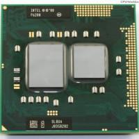 Prosesor laptop intel pentium P6200