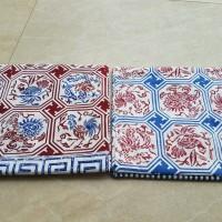 Kain Batik Halus Encim Pekalongan Primis Motif Benji Naga 8 Sisi