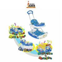 BABY WALKER FAMILY DRUM STICK FB 218A ALAT BANTU JALAN ANAK BAYI