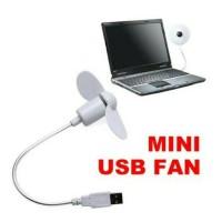 KIPAS ANGIN KECIL USB FAN MINI FLEKSIBEL