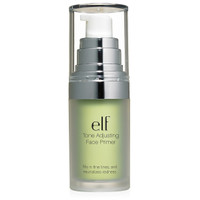 ELF - Mineral Infused Face Primer - Tone Adjusting Green