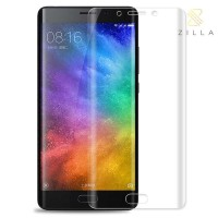 Jual Zilla 3D Tempered Glass Curved Edge 9H 0.26mm for Xiaomi Mi Note 2 Murah