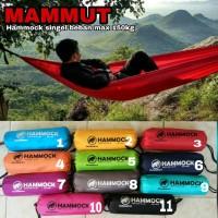 hammock beban max 150kg ecer dan grosir