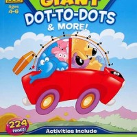 giant dot to dot and more, mazed, colloring, conecting activity book