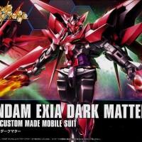 HG 1/144 HGBF Gundam Exia Dark Matter