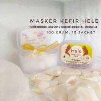 Jual Masker Kefir Organik - HELE Murah