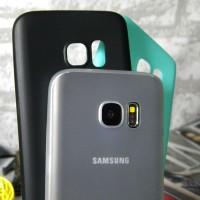 Case Samsung Galaxy S7 Flat Babyskin Soft BLACK MATTE