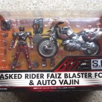 SIC Masked Rider Faiz Blaster Form & Auto Vajin