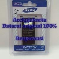Baterai Batre Battery Samsung S5 / I9600 Original 100% SEIN