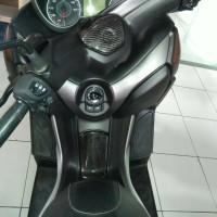 Cover tutup tangki karbon Yamaha XMAX